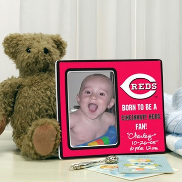 Cincinnati Reds Youth Picture Frame