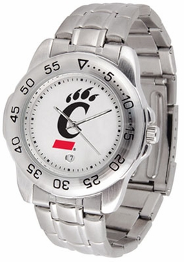 Cincinnati Sport Men's Steel Band Watch