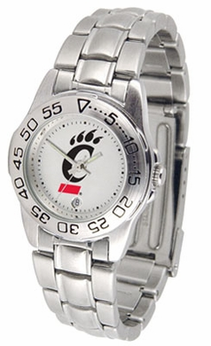 Cincinnati Sport Women's Steel Band Watch