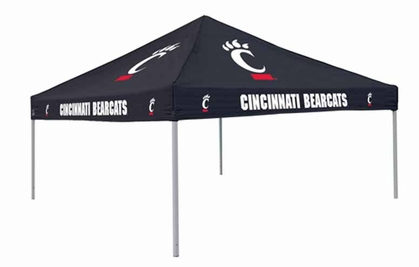 Cincinnati Team Color Tailgate Tent