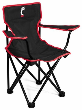 Cincinnati Toddler Folding Logo Chair