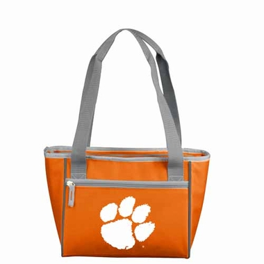 Clemson 16 Can Tote Cooler