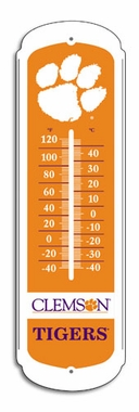 Clemson 27 Inch Outdoor Thermometer (P)