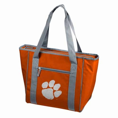 Clemson 30 Can Tote Cooler