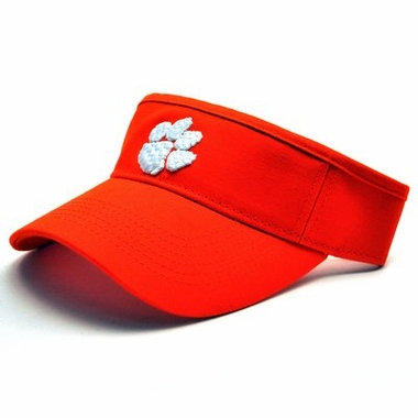 Clemson Adjustable Birdie Visor