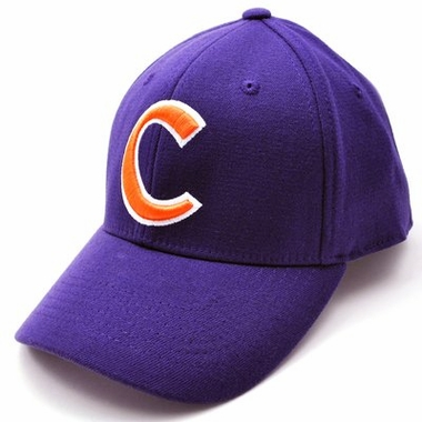 Clemson Alternate Color Premium FlexFit Hat - Small / Medium