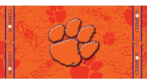 Clemson Beach Towel