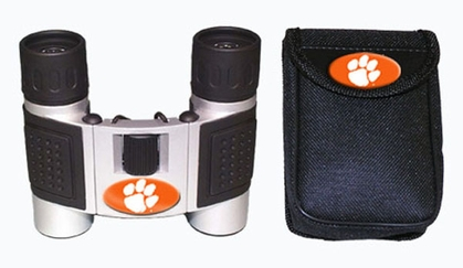 Clemson Binoculars and Case