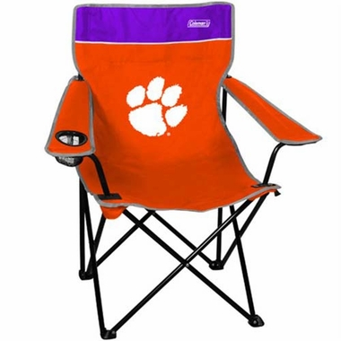 Clemson Broadband Quad Tailgate Chair
