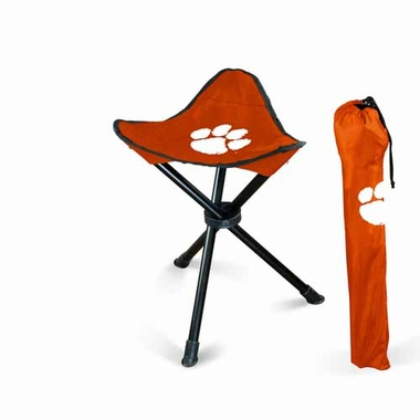 Clemson Collapsable Stool