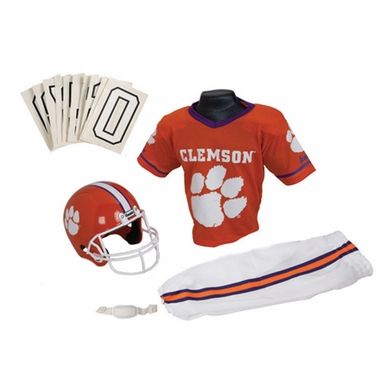 Clemson Deluxe Youth Uniform Set