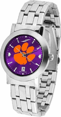 Clemson Dynasty Men's Anonized Watch