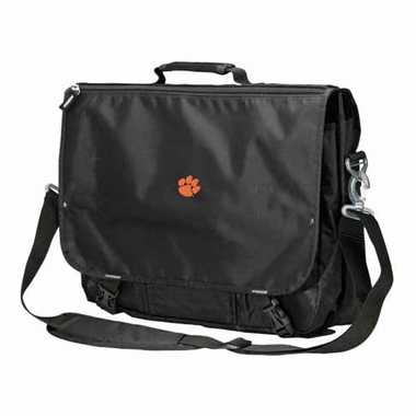 Clemson Executive Attache Messenger Bag