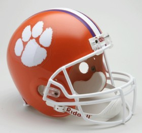 Clemson Full Sized Replica Helmet