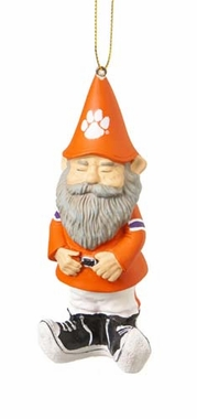 Clemson Gnome Ornament (Set of 2)