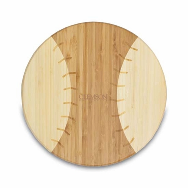 Clemson Homerun Cutting Board