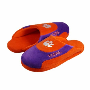 Clemson Low Pro Scuff Slippers