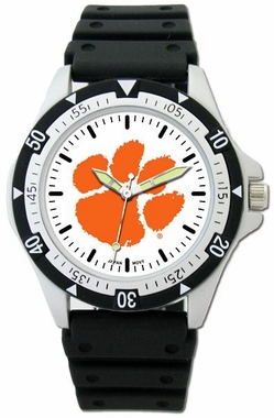 Clemson Mens Option Watch