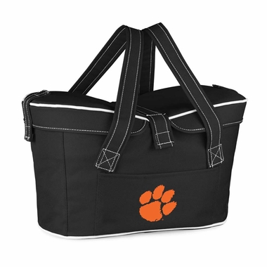 Clemson Mercado Picnic Basket (Black)