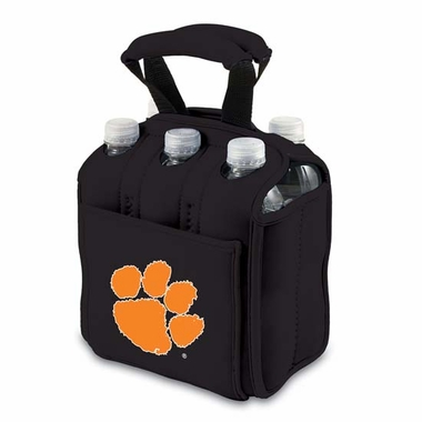 Clemson Six Pack (Black)