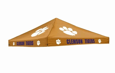 Clemson Team Color Canopy