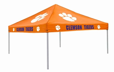 Clemson Team Color Tailgate Tent