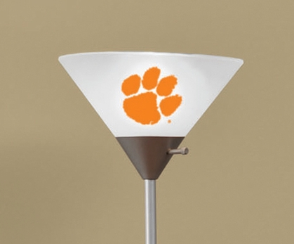 Clemson Torchierre Floor Lamp