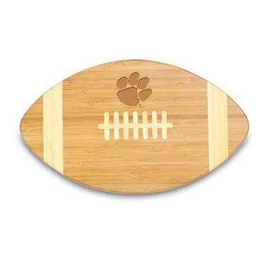 Clemson Touchdown Cutting Board