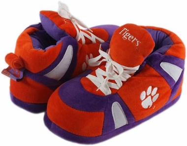 Clemson UNISEX High-Top Slippers