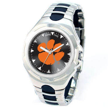 Clemson Victory Mens Watch