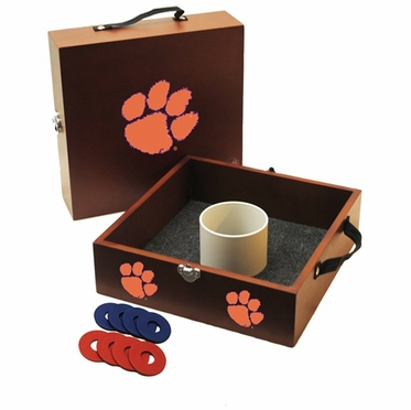 Clemson Washer Toss Game