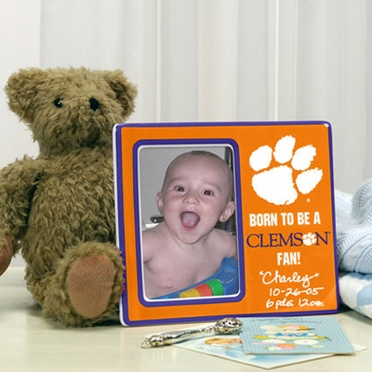 Clemson Youth Picture Frame