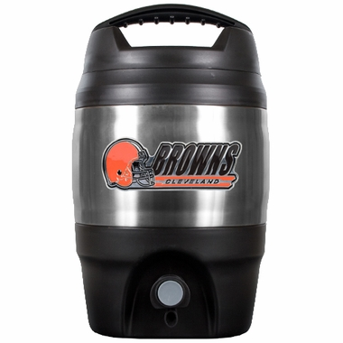 Cleveland Browns Heavy Duty Tailgate Jug