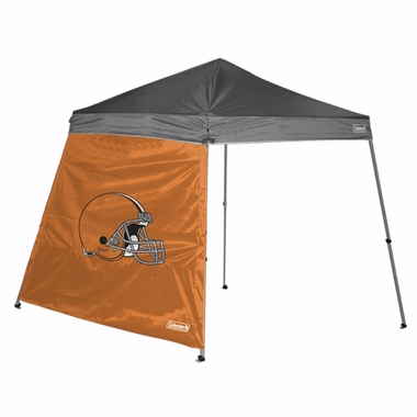 Cleveland Browns 10 x 10 Slant Leg Shelter Panel