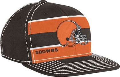 Cleveland Browns 11 Player Sideline Cap