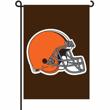Cleveland Browns 11x15 Garden Flag