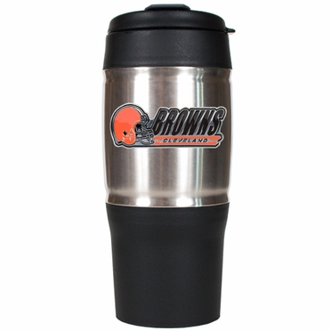 Cleveland Browns Heavy Duty Travel Tumbler