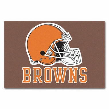 Cleveland Browns 20 x 30 Rug