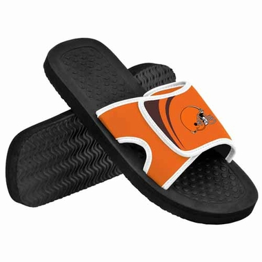 Cleveland Browns 2013 Shower Slide Flip Flop Sandals