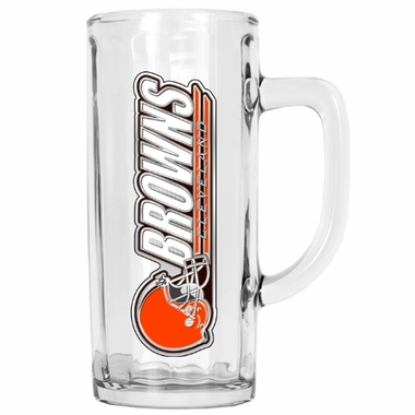 Cleveland Browns 22 oz Optic Tankard