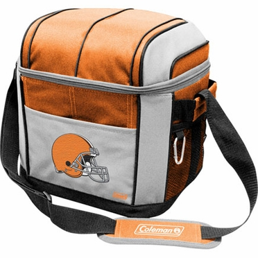Cleveland Browns 24 Can Soft Side Cooler