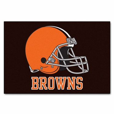 Cleveland Browns 34 x 45 Rug