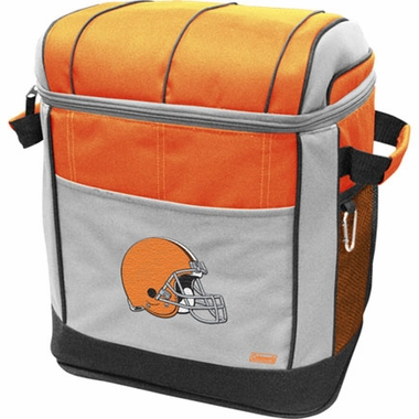 Cleveland Browns 50 Can Soft Side Cooler
