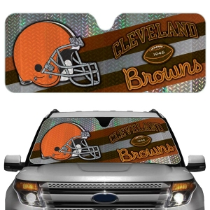 Cleveland Browns Auto Sun Shade