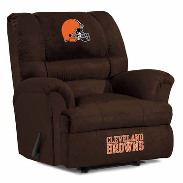 Cleveland Browns Big Daddy Recliner