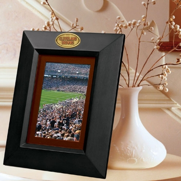 Cleveland Browns BLACK Portrait Picture Frame