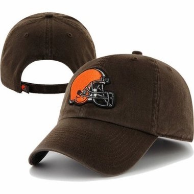 Cleveland Browns Cleanup Adjustable Hat