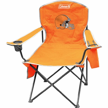 Cleveland Browns Cooler Quad Tailgate Chair