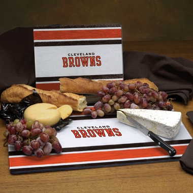 Cleveland Browns Cutting Board Set