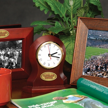Cleveland Browns Desk Clock